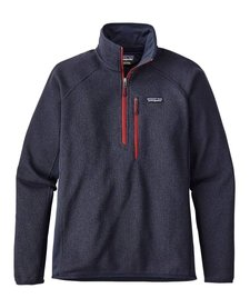 Patagonia Men's Performance Better Sweater Fleece 1/4-Zip