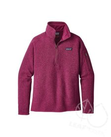 Patagonia Women's Better Sweater 1/4-Zip Fleece