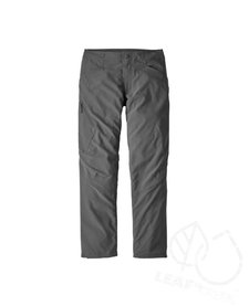 Patagonia Men RPS Rock Pants Forge Grey