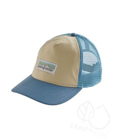 Patagonia Women Pastel P-6 Label Layback Trucker Hat