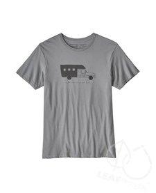 Patagonia Men Repair Is Radical Organic T-Shirt