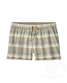 Patagonia Women Island Hemp Baggies Shorts
