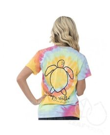 Simply Southern Logo Save The Turtles Tee