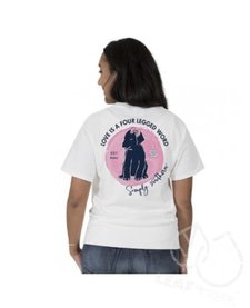 Simply Southern Four Legged Word Tee