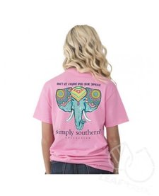 Simply Southern Dull Your Sparkle Tee