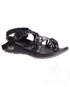 Chaco Women's ZX3 Classic Scatter Black & White