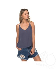 Roxy Geometric Places Strappy Back Top