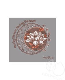 Anna Grace Tri Blend Short Sleeve Live By Sun Tee