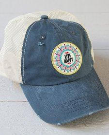 Natural Life Hangout Hat