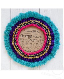 Natural Life Steering Wheel Cover