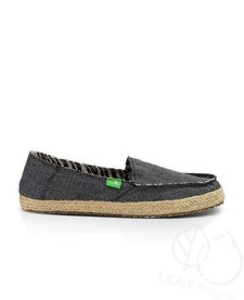 Sanuk Women Fiona Charcoal