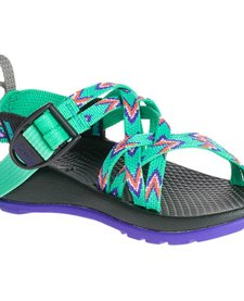 Chaco Kid's ZX1 Ecotread Mint Leaf