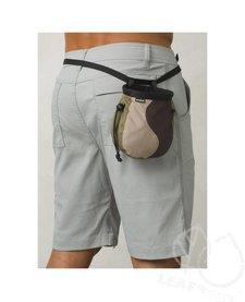 PrAna Geo Chalk Bag with Belt