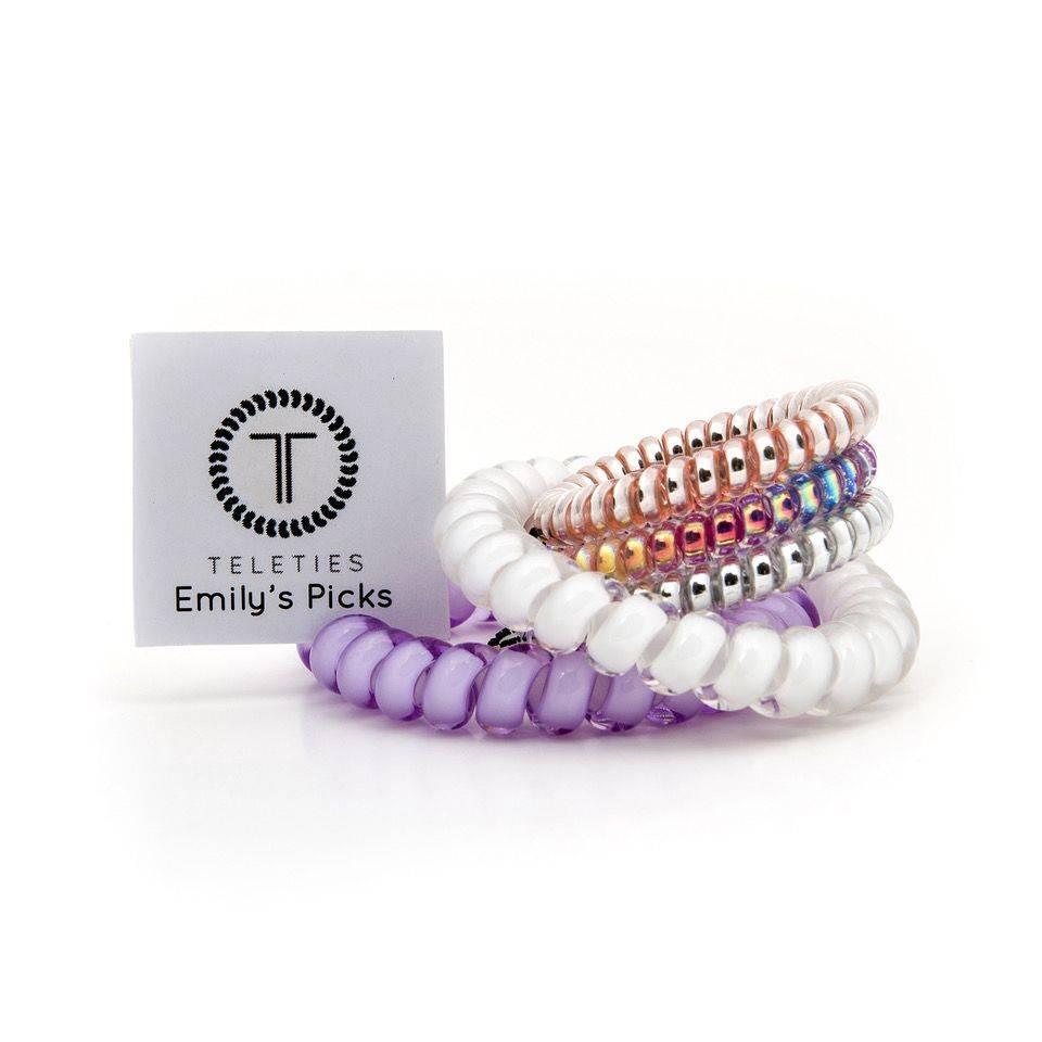 Teleties Teleties Emily's Pick Limited Edition 5 Pack