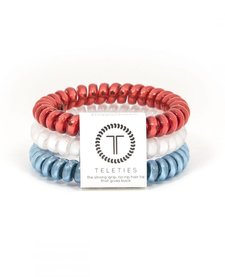 Teleties Limited Edition Small Hair Ties Because of the Brave