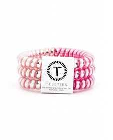 Teleties Small 3 Pack Hair Ties Shirley Temple