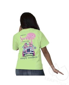 Simply Southern Sunshine State of Mind Tee