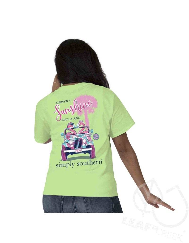 Simply Southern Simply Southern Sunshine State of Mind Tee