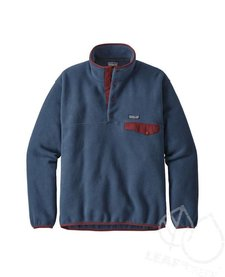 Patagonia Men's LW Synchilla Snap-T Pullover