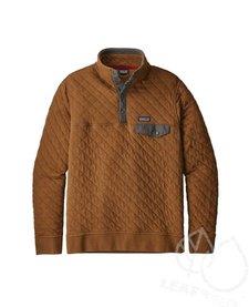 Patagonia Men's Organic Cotton Quilt Snap-T Pullover