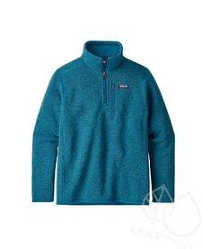 Patagonia Boys' Better Sweater 1/4 Zip