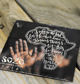 Sozo Choir CD