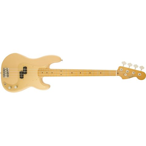 50s Precision Bass, Maple Fingerboard, Honey Blonde