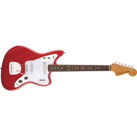 Fender 60s Jaguar Lacquer, Rosewood Fingerboard, Fiesta Red