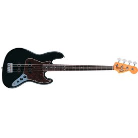 Fender 60s Jazz Bass, Rosewood Fingerboard, Black