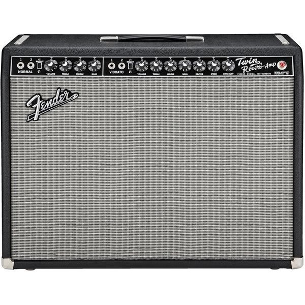 Fender 65 Twin Reverb, 120V