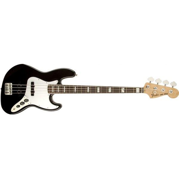 Fender 70s Jazz Bass, Rosewood Fingerboard, Black