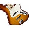 American Elite Jazz Bass Ash, Maple Fingerboard, Tobacco Sunburst