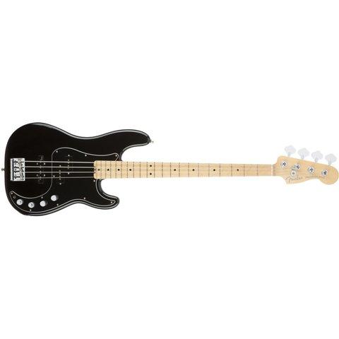 American Elite Precision Bass, Maple Fingerboard, Black