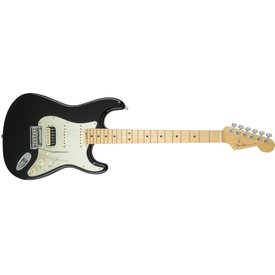 Fender American Elite Stratocaster HSS Shawbucker, Maple Fingerboard, Mystic Black