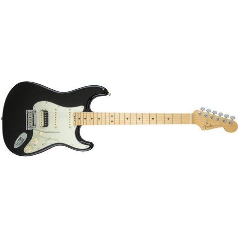 American Elite Stratocaster HSS Shawbucker, Maple Fingerboard, Mystic Black