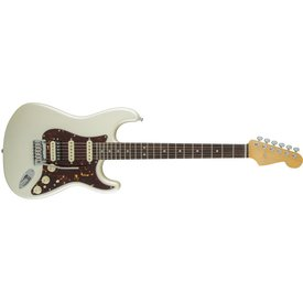 Fender American Elite Stratocaster HSS Shawbucker, Rosewood Fingerboard, Olympic Pearl