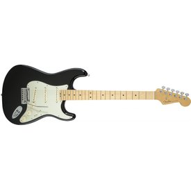 Fender American Elite Stratocaster, Maple Fingerboard, Mystic Black