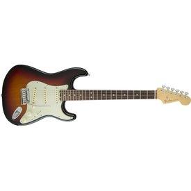 Fender American Elite Stratocaster, Rosewood Fingerboard, 3-Color Sunburst