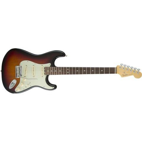 American Elite Stratocaster, Rosewood Fingerboard, 3-Color Sunburst