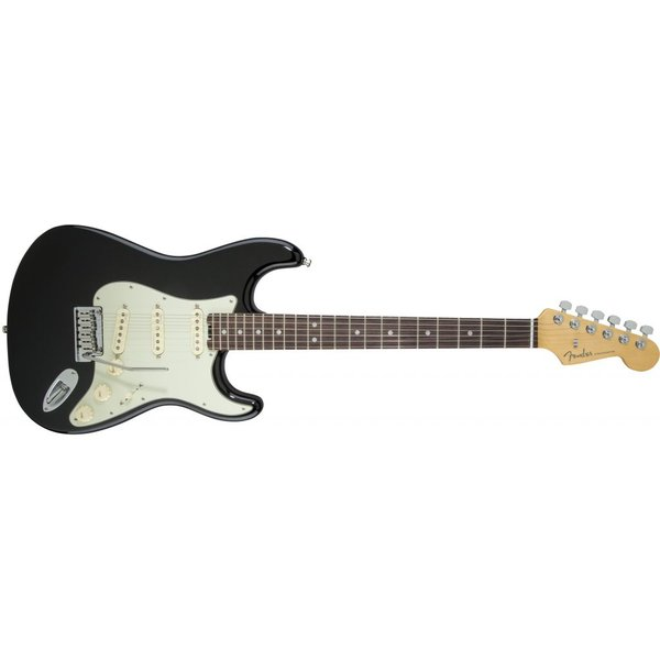 Fender American Elite Stratocaster, Rosewood Fingerboard, Mystic Black
