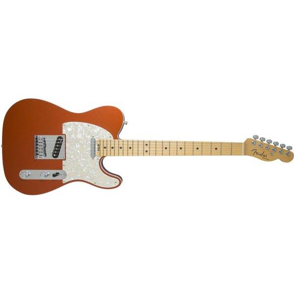 Fender American Elite Telecaster, Maple Fingerboard, Autumn Blaze Metallic