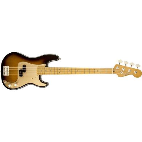 50s Precision Bass, Maple Fingerboard, 2-Color Sunburst