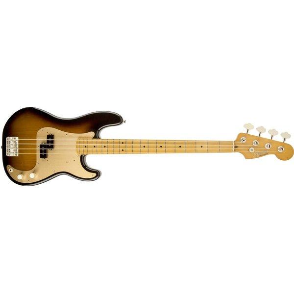 Fender 50s Precision Bass, Maple Fingerboard, 2-Color Sunburst