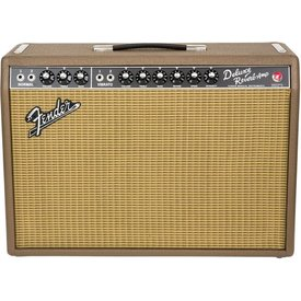 "Fender 65 Deluxe Reverb ""Fudge Brownie"", 120V"