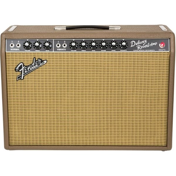"Fender 65 Deluxe Reverb ""Fudge Brownie"", 120V"