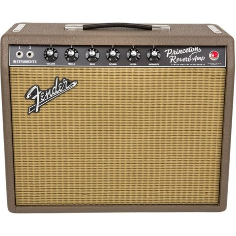 "65 Princeton Reverb ""Fudge Brownie"", 120V"