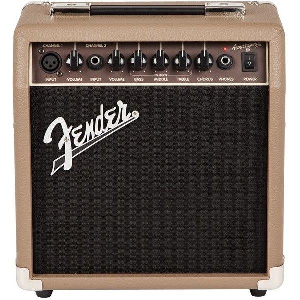 Fender Acoustasonic 15, 120V
