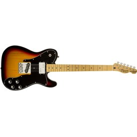 Squier Vintage Modified Telecaster Custom, Maple Fingerboard, 3-Color Sunburst