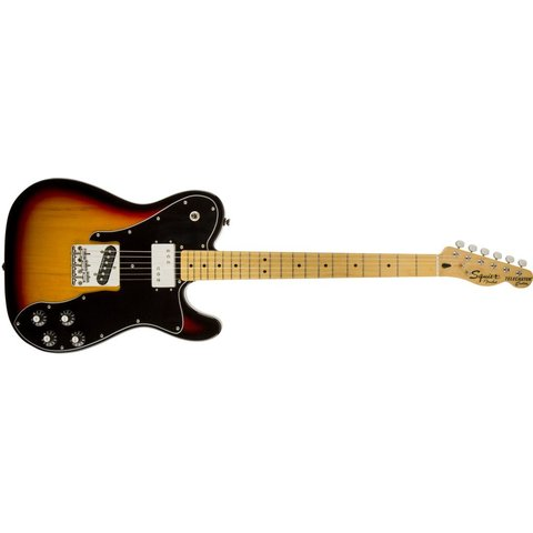 Vintage Modified Telecaster Custom, Maple Fingerboard, 3-Color Sunburst