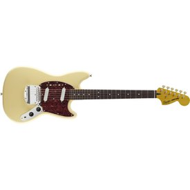 Squier Vintage Modified Mustang, Rosewood Fingerboard, Vintage White